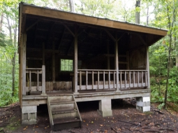 Bear Hollow Shelter