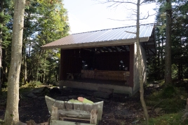 Sterling Pond Shelter*