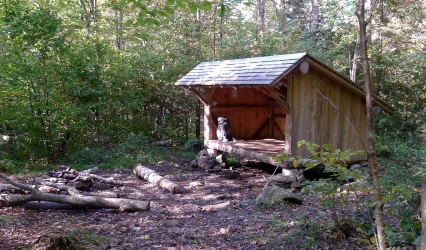 Lost Pond Shelter
